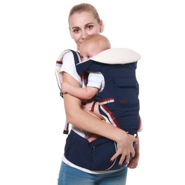 Mochila ergonómica para bebé