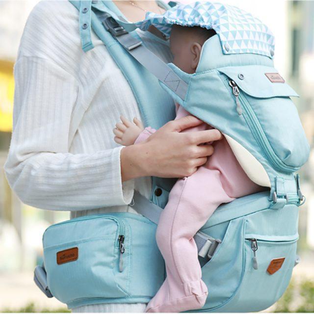 Mochila multifuncional ergonómica para bebé