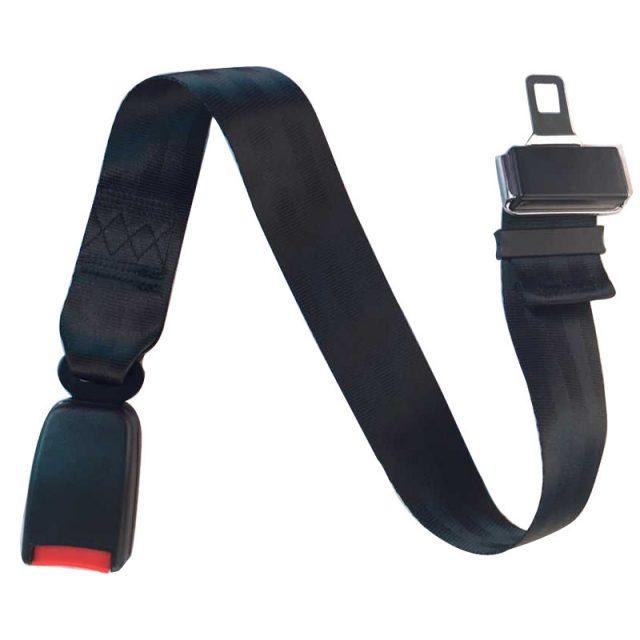 Extensión del cinturón de seguridad para ajustar sillita