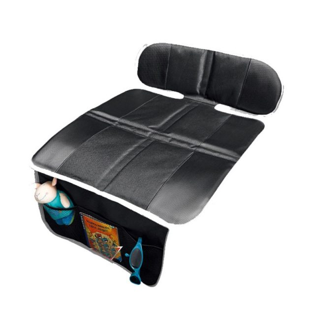 Cubierta universal de asiento antideslizante con organizador