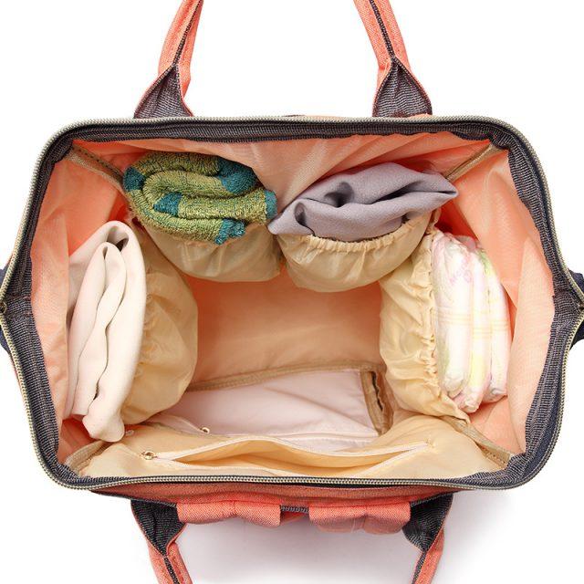 Bolsa de maternidad con gran capacidad para viaje