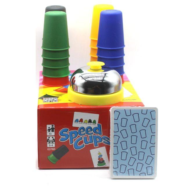 Entretenido juego educativo de velocidad para niños