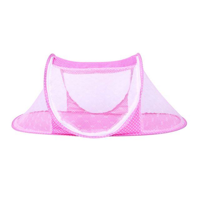 ALWAYSME 110x60x38 CM y 75x45x40 CM 0,32Kg portátil plegable bebé niños funda de colchón de cama con mosquitera Primavera Verano